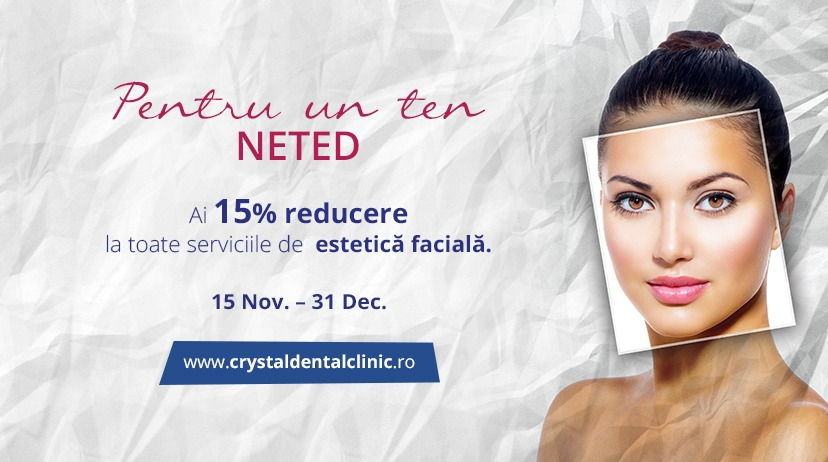 Oferta Crystal Dental Clinic